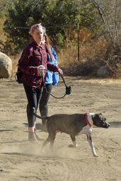 Amber Heard on a Hike in LA 11/13/2020