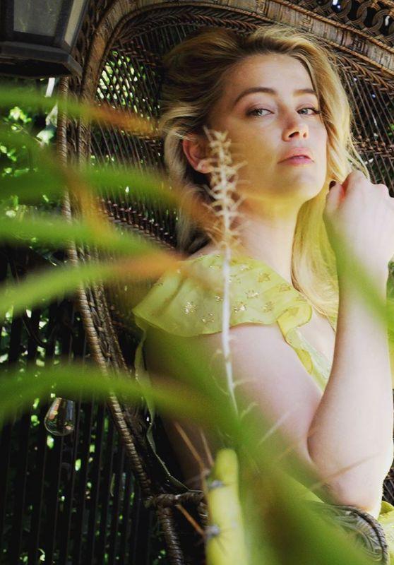 Amber Heard - Photoshoot November 2020