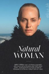 Amber Valletta - British Vogue November 2020 Issue
