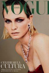 Amber Valletta - Vogue Spain December 2020 Issue