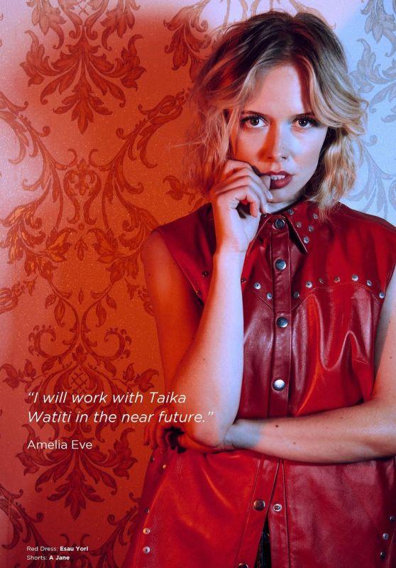 Amelia Eve - Cool America Magazine 2020