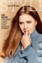 Amy Adams - The Sunday Times Style November 2020