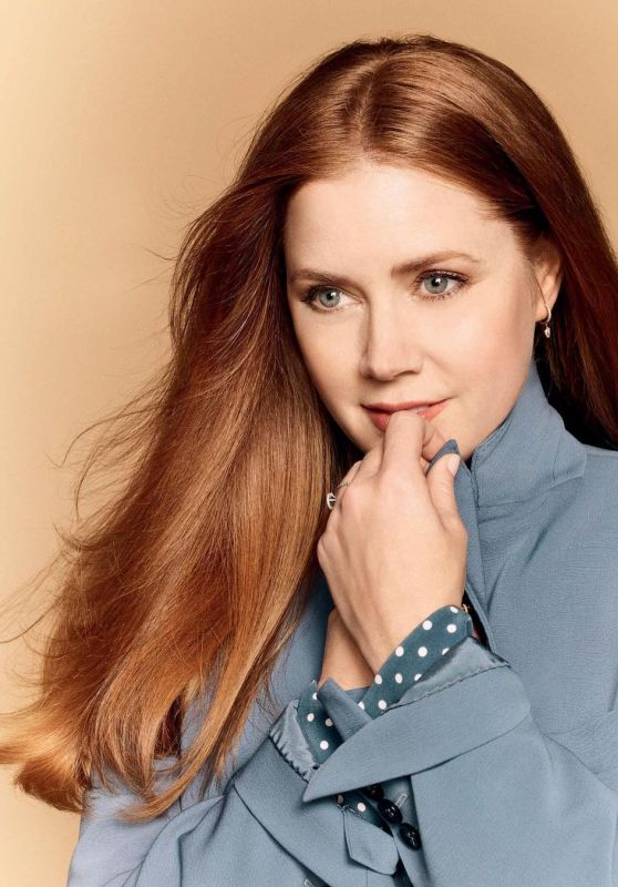 Amy Adams - The Sunday Times Style November 2020