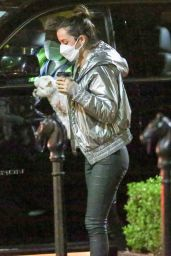 Ana De Armas - Out in New Orleans 11/20/2020