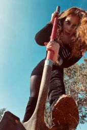 Annalise Basso - Self Portraits October 2020 (more photos)