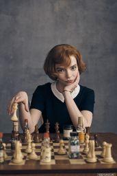 Anya Taylor-Joy - The Queen