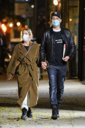 Ashley Benson and G-Eazy - Out in New York 11/16/2020