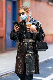 Ashley Benson Street Style - NYC 11/17/2020