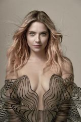 Ashley Benson - Vanity Fair Italy 2020 Photos