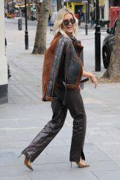 Ashley Roberts - Leaving Heart FM in London 11/20/2020