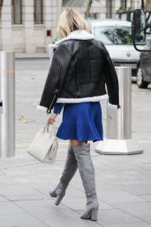 Ashley Roberts - Out in London 11/16/2020