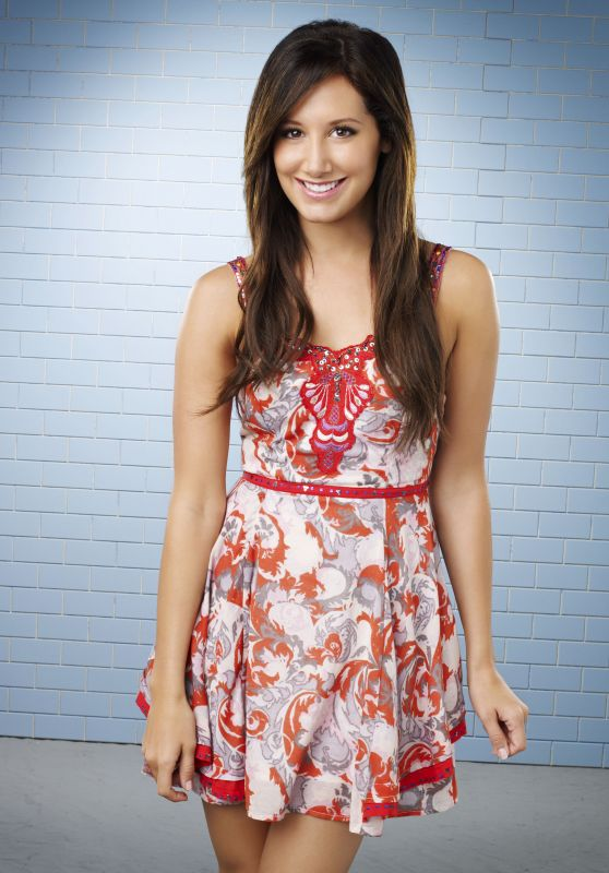 Ashley Tisdale - Hellcats Promoshoot 2010