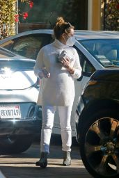 Ashley Tisdale - Running Errands in Los Angeles 11/14/2020