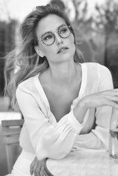 Bar Refaeli - Carolina Lemke Glasses Photoshoot