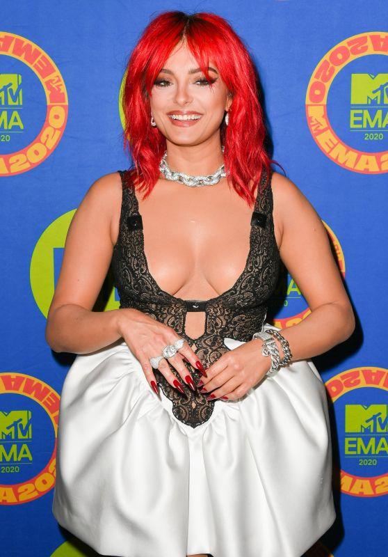 Bebe Rexha - 2020 MTV EMA in Los Angeles