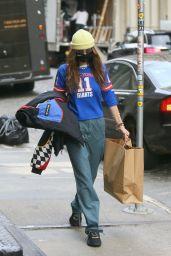 Bella Hadid - Shopping in New York 11/17/2020