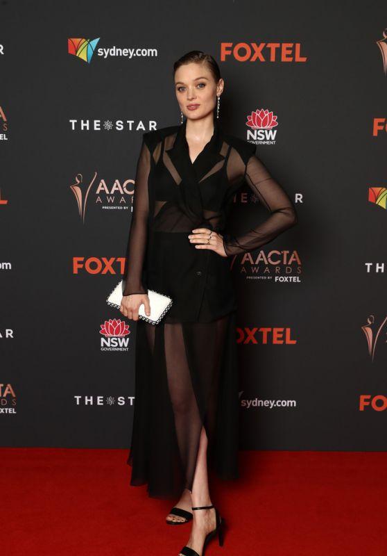 Bella Heathcote - 2020 AACTA Awards in Sydney
