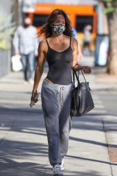 Brooke Burke - Out in West Hollywood 11/11/2020