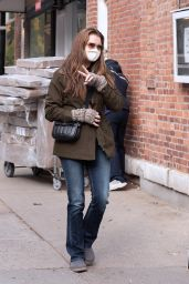 Brooke Shields - Out in NY 11/17/2020