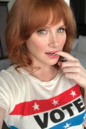 Bryce Dallas Howard 11/02/2020