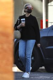 Cameron Diaz - Out in Los Angeles 11/10/2020