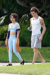 Camila Cabello and Shawn Mendes - Out in LA 11/15/2020