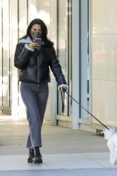 Camila Mendes - Out in Vancouver 11/10/2020