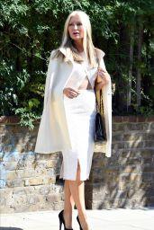 Caprice Bourret is Stylish - London 11/27/2020