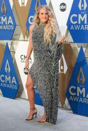 Carrie Underwood – 2020 CMA Awards in Nashville