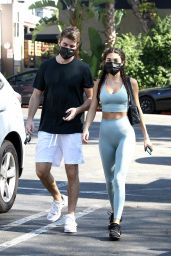 Chantel Jeffries and Andrew Taggart - Out in LA 11/18/2020