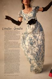 Christian Serratos - Marie Claire USA Winter 2020 Issue