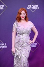 Christina Hendricks – 2020 People's Choice Awards
