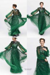 Christy Turlington - ELLE Magazine Spain December 2020 Issue