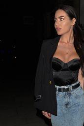 Chyna Ellis Night Out Style - Libertine 11/05/2020