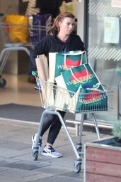 Coleen Rooney - Shopping in Alderley Edge Cheshire 11/13/2020
