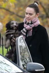 Daisy Ridley - Out in London 11/17/202020