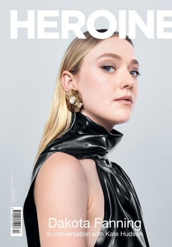 Dakota Fanning - Heroine Magazine Made of Light Issue 2020
