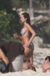 Delilah Belle Hamlin With boyfriend Eyal Booker on the Beach in Tulum 11/26/2020