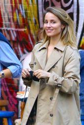 Dianna Agron Autumn Street Style - New York 11/10/2020