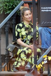 Dianna Agron - Out in NY 11/08/2020