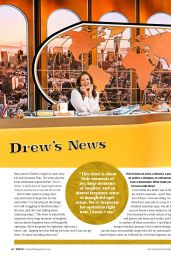 Drew Barrymore - Watch! November 2020 Issue