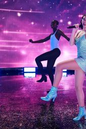 Dua Lipa – Performs Live at the American Music Awards 2020 in London