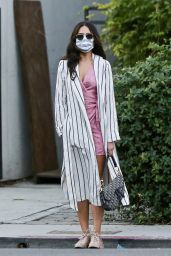 Eiza Gonzalez - Out in Los Angeles 11/08/2020