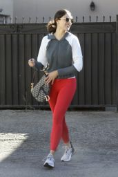 Eiza Gonzalez - Out in Los Angeles 11/10/2020