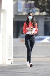 Eiza Gonzalez Street Style - Los Angeles 11/03/2020