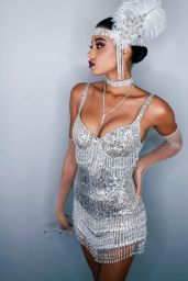 Ella Balinska - Great Gatsby Themed Halloween Photoshoot 2020