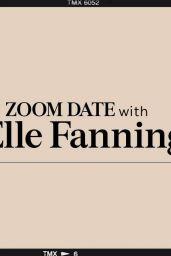 Elle Fanning - Byrdie Magazine 2020