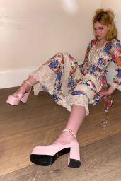 Elle Fanning - Gucci November 2020