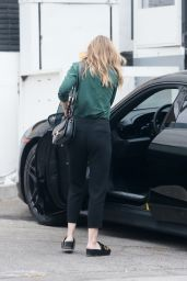 Ellen Pompeo - Heads to a Salon in Beverly Hills 11/06/2020