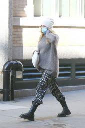 Elsa Hosk Street Style 11/20/2020